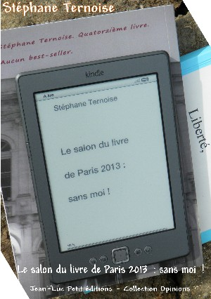 Le salon du livre de Paris 2013